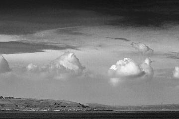 Little Fluffy Clouds, Largs