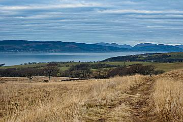 Firth of Clyde view